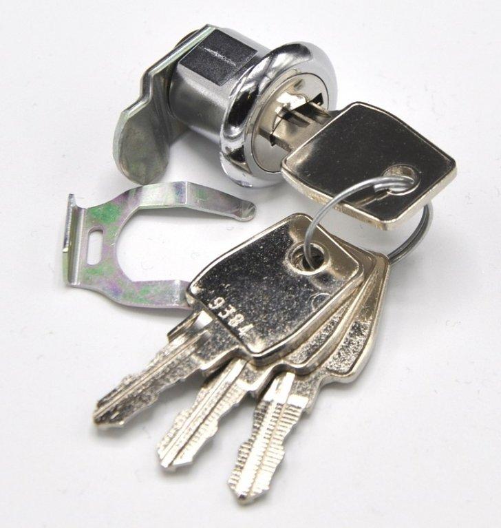Briefkastenschloss für Renz R1 ehem. 97-9-95085 mit 4 Schlüssel