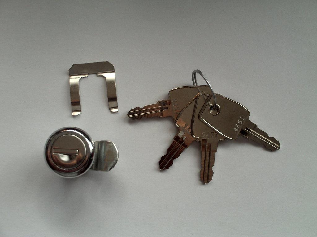 Briefkastenschloss für Renz R2 ehem 97-9-95084 mit 4 Schlüssel