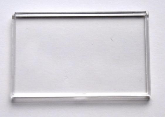 Ritto Schildplatte für Klingelanlagen